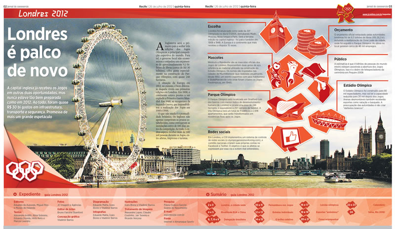 GUIDE LONDON OLYMPICS 2012